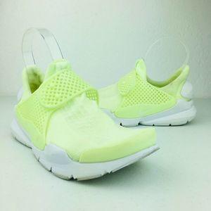Nike Sock Dart Sneaker Neon Low Top Breathable